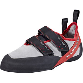 Mad Rock Drifter - Chaussures d'escalade - gris/rouge